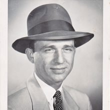 Joe LaBarba graduated from Woodrow Wilson High School