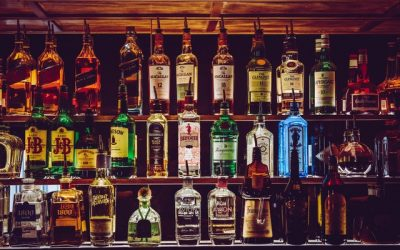 The Five Most Popular Spirits in the United States in 2018