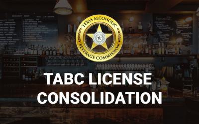 TABC License Consolidation